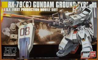 HG 1/144 RX-79 (G) Ground Type