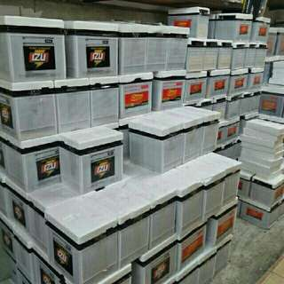 Salam car battery bateri kereta delivery 24hr