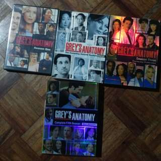 TV SERIES BOXED SET DVDS