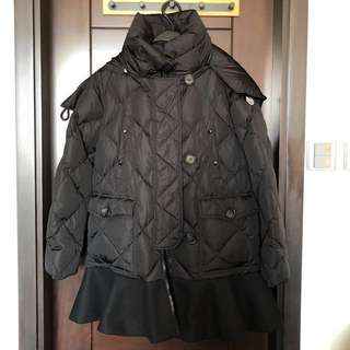 100% Real Moncler Jacket size 1