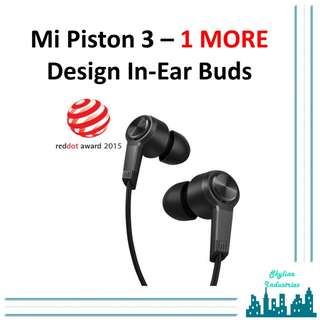 Xiaomi Piston 3 , 3.5mm Xiaomi Standard Edition Piston 3.0