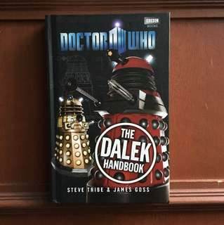 [NEW] Doctor Who Book