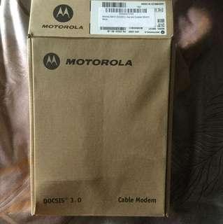 Motorola sb6121 docsis3 cable modem