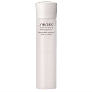 Shiseido Instant Eye and Lip Makeup remover