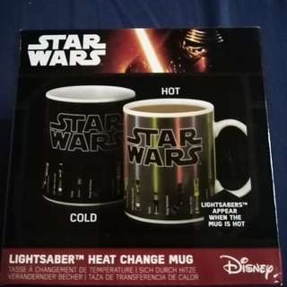 Star Wars Heat Change Mug
