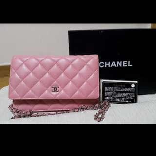 粉色chanel 售在日本市場