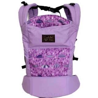 CuddleMe Lite Carrier (Light Purple)