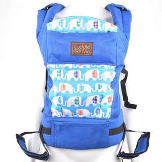 Authentic CuddleMe NeoCarrier 2.0 (Elephant)