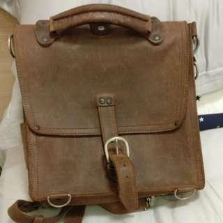 Saddleback Leather bag (USA)