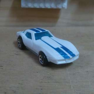 Hot Wheels - '68 Corvette