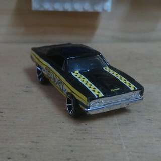 Hot Wheels - '70 Plymouth Roadrunner
