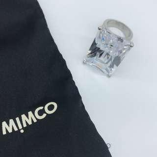 Mimco 'Diamond' Ring