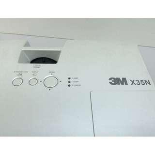 3M 投影機 X35N