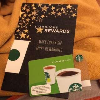 Starbucks card $50