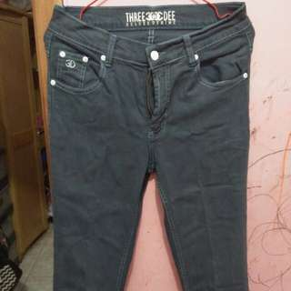 Jeans three dee
