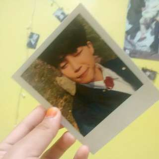 ( REDUCED) WTS bts jimin young forever pc