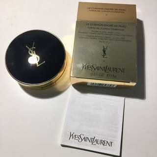 【Instock】YSL Cushion Foundation B30