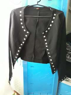Black bolero