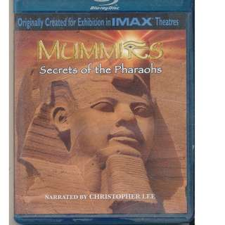 Mummies: Secrets of the Pharaohs (Blu-Ray) (IMAX)