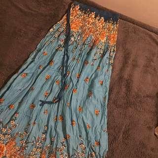 Long summer dress ☀️