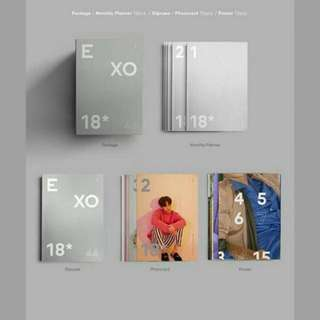 EXO Season Greetings
