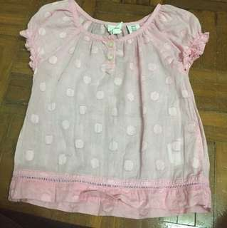Girl blouse
