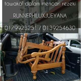Transporter Hilux Pickup