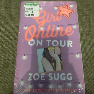 Zoe Sugg Girl Online on Tour