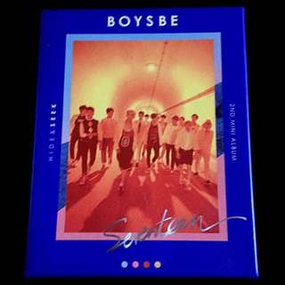 [WTS] SVT BOYS BE ALBUM