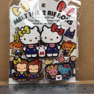 Sanrio Hello Kitty 膠夾子 800813