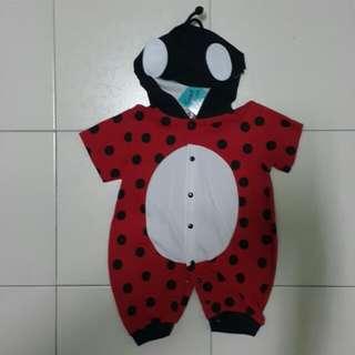 Ladybird Baby Romper