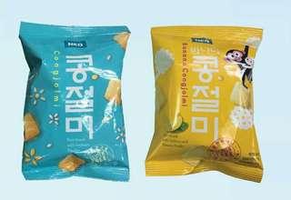 콩절미 韓國大米餅