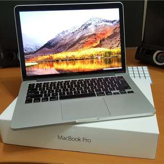 Apple Macbook Pro 13 Inch i5 Retina - Early 2015