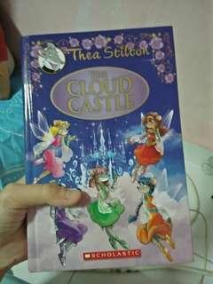 Thea Stilton, The Cloud Castle😊