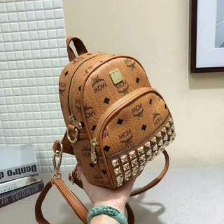 MCM Backpack mini