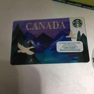 Starbucks card 星巴克卡
