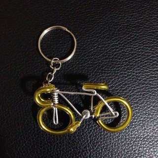 Bicycle 🚲 keychain handmade