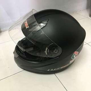 Helmet fullface LS2