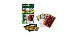 Cluedo Card