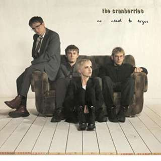 The Cranberries - No Need To Argue Limited Turquoise Vinyl LP