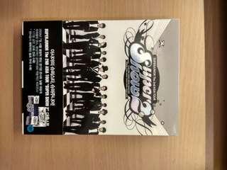 Super Junior The 2nd Asia Tour Super Show 2 DVD