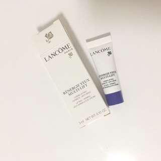 =BN= lancome renergie yeux Multi-lift eye cream travel size (3ml)