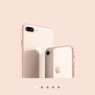 Iphone8 Plus 64gb 全新未拆盒