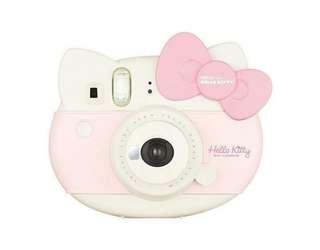 Pre order Fujifilm instax mini instant film camera Hello Kitty
