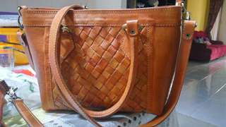 Leather treatment (Bag,wallet,shoes,belt and etc)
