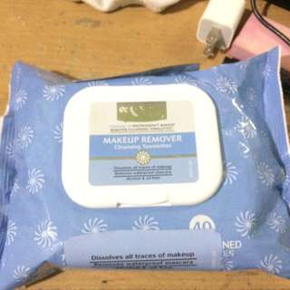 Equal brand Makeup Remover Cleansing Towelettes