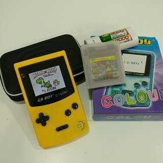 GB Boy Colour Bundle GBC Gameboy Color