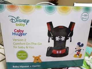 Disney Baby Hipseat & Carrier