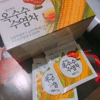 韓國粟米茶