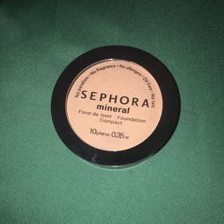 Sephora Compact Powder Foundation